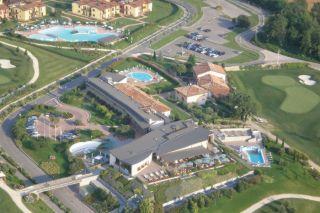 Trainingslager im Active Hotel in Castelnuovo (Italien)