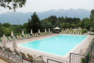 Trainingslager im Hotel in Tremosine (Italien)