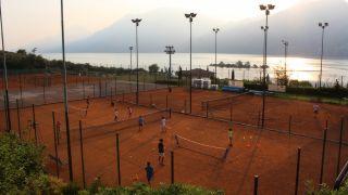 Trainingslager im Hotel Garni Selene in Malcesine (Italien)