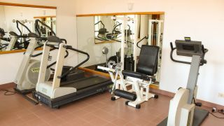 Trainingslager im Hotel Garden in Garda (Italien)