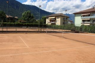 Trainingslager im Schlosshof Resort*** in Lana (Italien)
