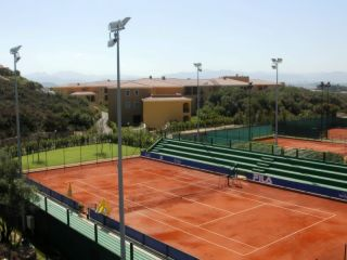 Trainingslager im Geovillage Resort in Olbia (Italien)