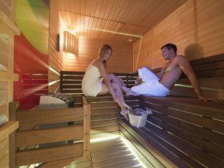 Trainingslager im  Hotel Parentium in Porec (Kroatien)