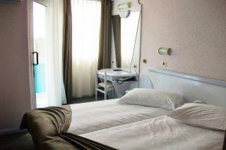 Trainingslager im Hotel Plavi in Porec (Kroatien)