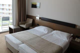 Trainingslager im Hotel in Porec (Kroatien)