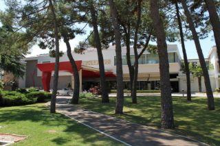 Trainingslager im Hotel Melia Coral in Umag (Kroatien)