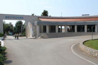 Trainingslager im Resort Belvedere in Vrsar (Kroatien)
