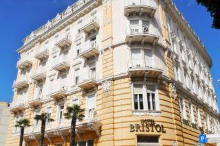 Trainingslager im Hotel Bristol in Opatija (Kroatien)