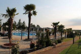Trainingslager im Hotel Villa Gloria*** in Kukci (Kroatien)