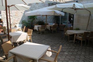 Trainingslager im Hotel Cittar in Novigrad (Kroatien)