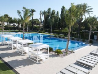 Trainingslager im Resort in Cambrils (Spanien)