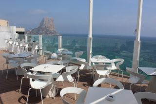 Trainingslager im Hotel in Calpe (Spanien)