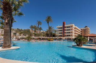Trainingslager im Hotel 2 in Santa Ponsa**** (Spanien)