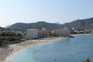Trainingslager im Hotel**** in Magaluf (Spanien)